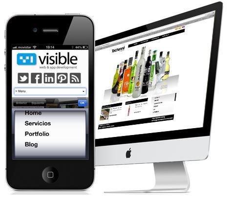 Buen diseño web para tu empresa